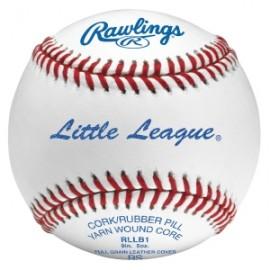 Rawlings RLLB1 Little League Regular Season Baseballs
