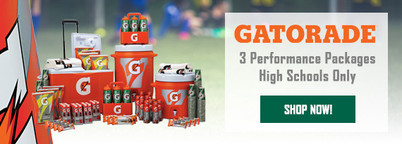 Gatorade: Your dedication to their game.