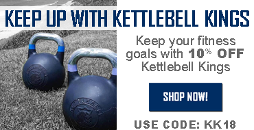 10% off Kettlebell Kings