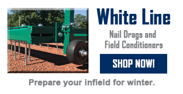 White Line Field Conditioner and Nail Drags