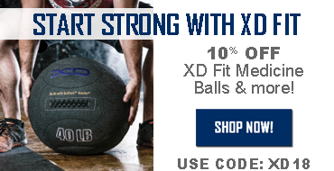 10% off XD Fit