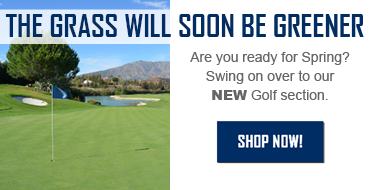 New Golf Section for Spring