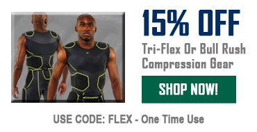 15% Off Compression Gear