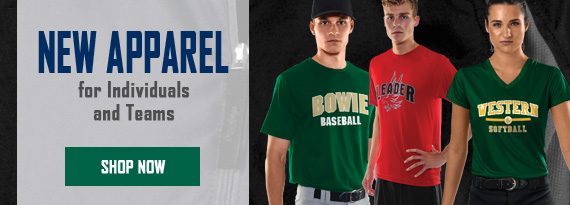New Apparel For Individuals And Teams