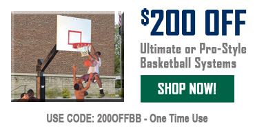 $200 Off Bison Ultimate or Pro-Style Systems