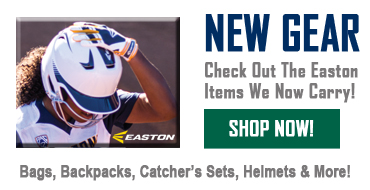 Check Out Our New Gear From Easton