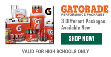Gatorade High School Performance Packages