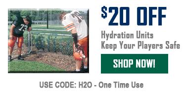 $20 Off Hydration Units