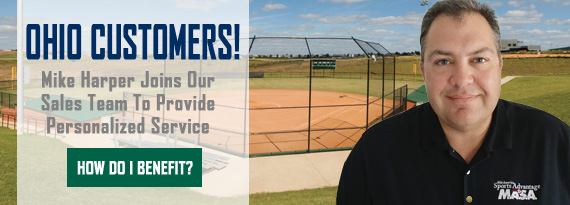 Mike Harper Joins Our Sales Team To Provide Personalized Service