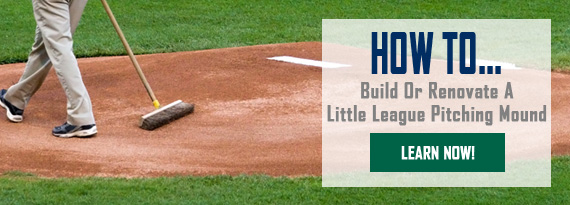 How To Build Or Renovate A Little League Pitching Mound