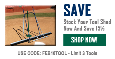 Stock Your Tool Shed Now And Save 15%!