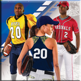 Uniforms for all Sports!